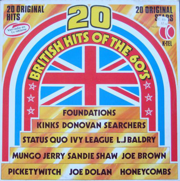 Foundations / Kinks / Status Quo a. o. 20 British Hits Of The 60's