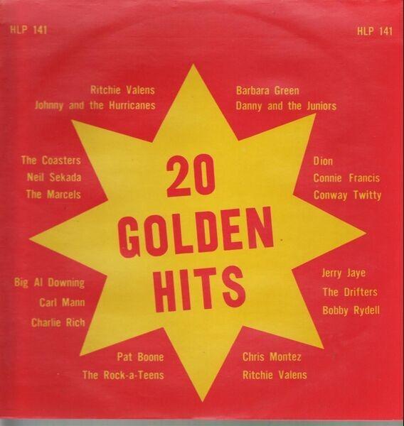 #<Artist:0x007f33abd7a3d0> - 20 Golden Hits