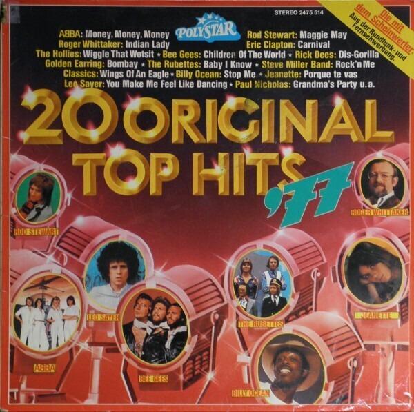 #<Artist:0x007fcf05fcf798> - 20 Original Top Hits '77
