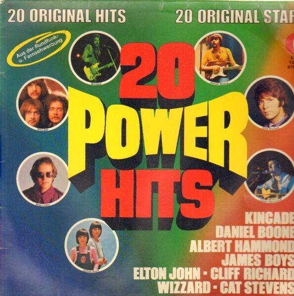 Elton John, Free, Deep Purple 20 Power Hits