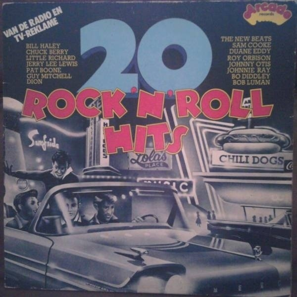 #<Artist:0x00000005ab6170> - 20 Rock 'N' Roll Hits