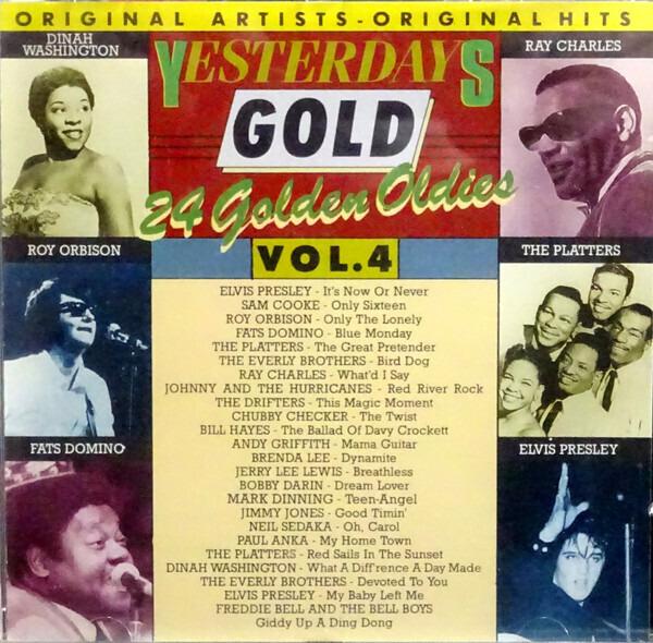 #<Artist:0x00007f4df3ce4cd8> - 24 Golden Oldies Vol. 4