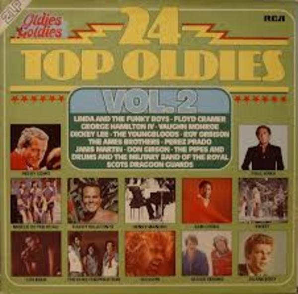 Perry Como, Middle Of The Road 24 Top Oldies Vol 2