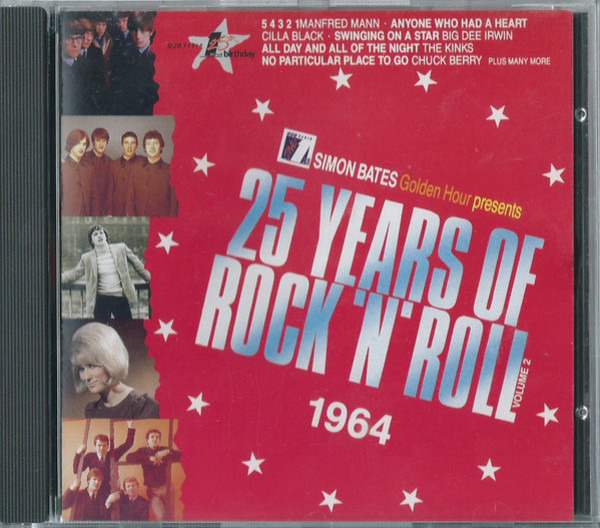 The Kinks / The Pretty Things 25 Years Of Rock 'N' Roll Volume 2 1964