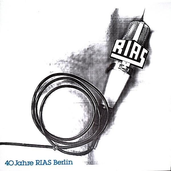 Wilhelm Furtwängler a.o. 40 Jahre Rias Berlin