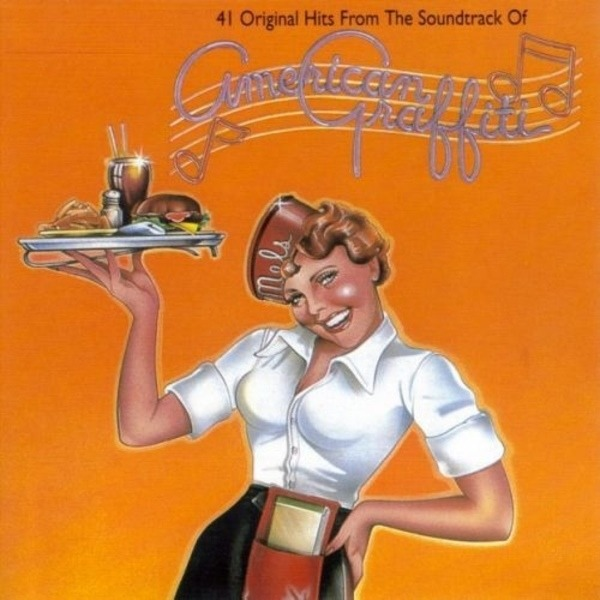 #<Artist:0x007f82142437c0> - 41 Original Hits From The Sound Track Of American Graffiti