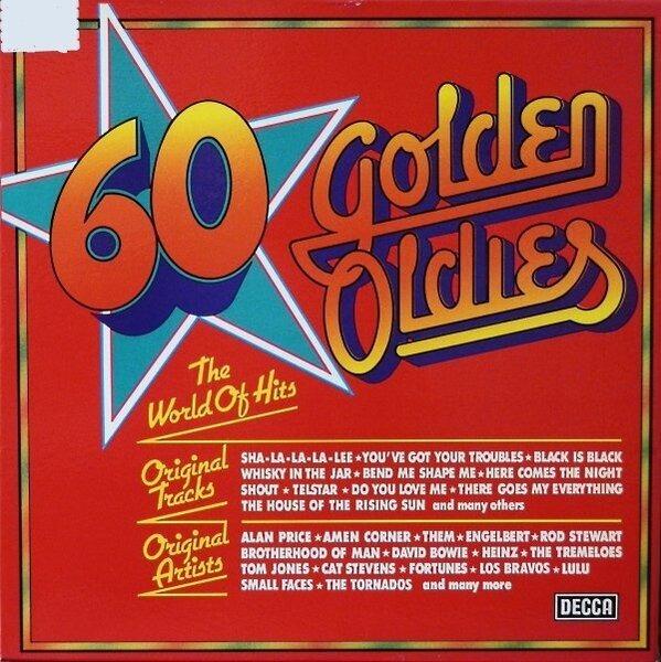 Alan Price, Amen Corner, Them,.. 60 Golden Oldies The World Of Hits