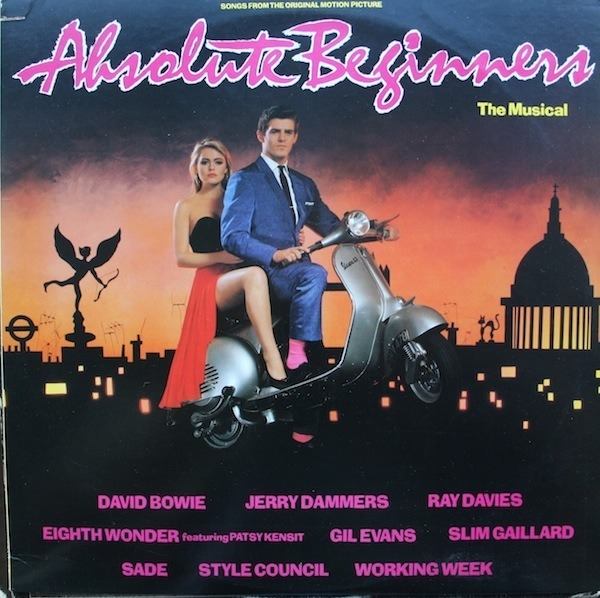 David Bowie, Jerry Dammers, Ray Davies ... Absolute Beginners (Original Soundtrack)