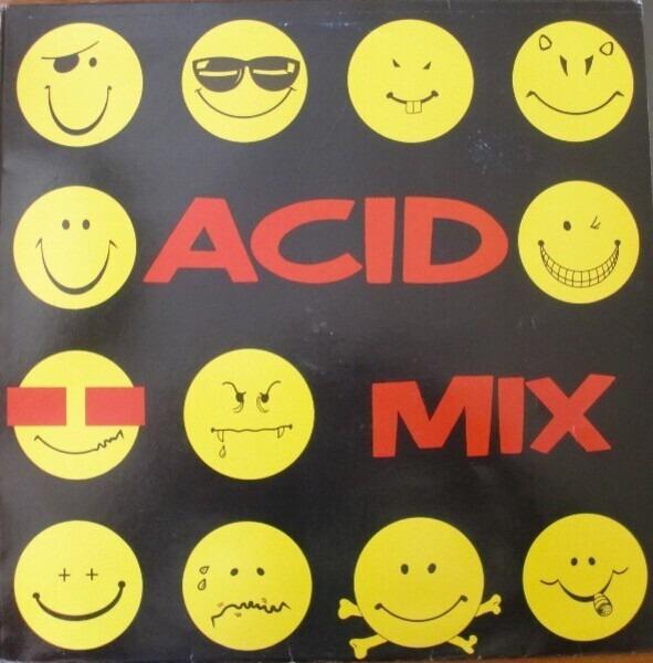 Mac Thornhill, Westbam, Inner City a.o. Acid Mix