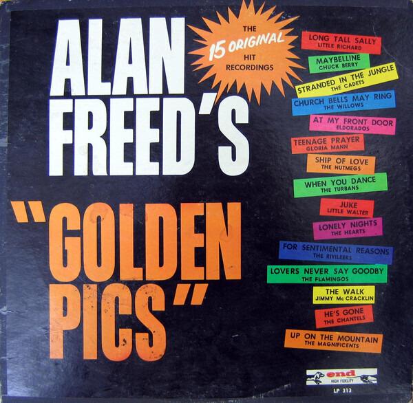"#<Artist:0x00007fd8d93acb18> - Alan Freed's ""Golden Pics"""