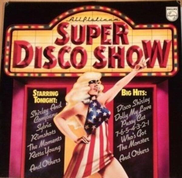 #<Artist:0x007f67d8dbb590> - All Platinum - Super Disco Show