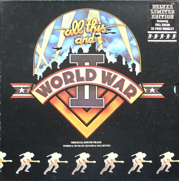 Beatles Cover Album All This And World War II (BOXED; LTD. DELUXE, BOOKLET)