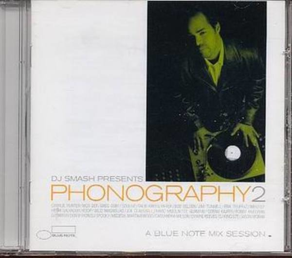 DJ SMASH - Dj Smash Presents Phonography - Vol. 2 - CD