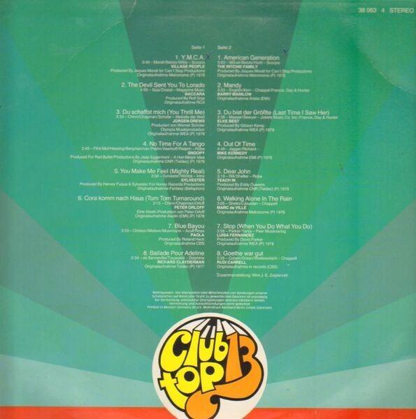 Elton John a.o. 16 Top Hits Original Hits Originalstars