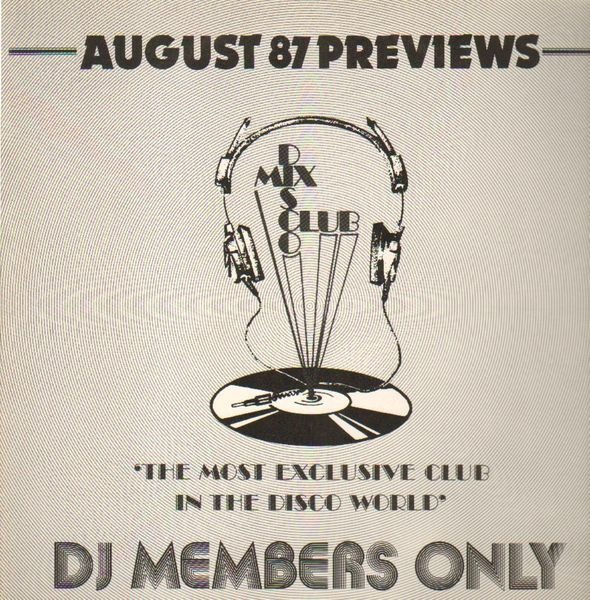 THE INTRUDERS / ARCHIE BELL / THE O'JAYS ETC. - August 87 - Mixes 1 - 12 inch x 1
