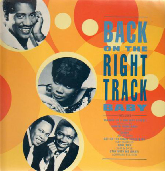 WILLIE TEE / MEL TORME / ETC - Back On The Right Track Baby - LP