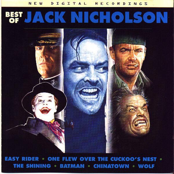 #<Artist:0x00007f4e0e8252e0> - Best Of Jack Nicholson