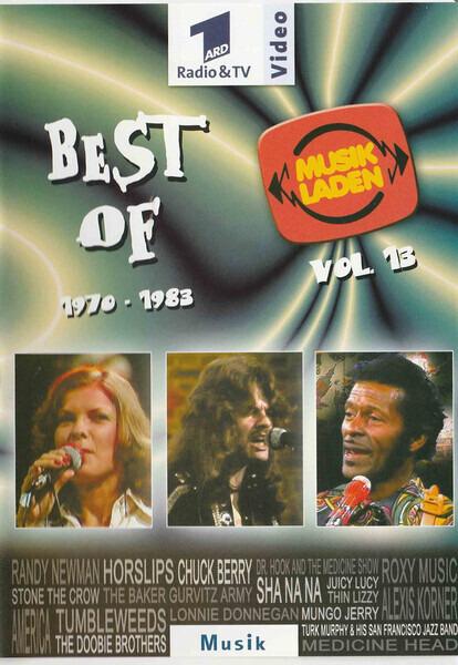 #<Artist:0x0000000008496e40> - Best Of Musikladen 1970 - 1983 Vol. 13