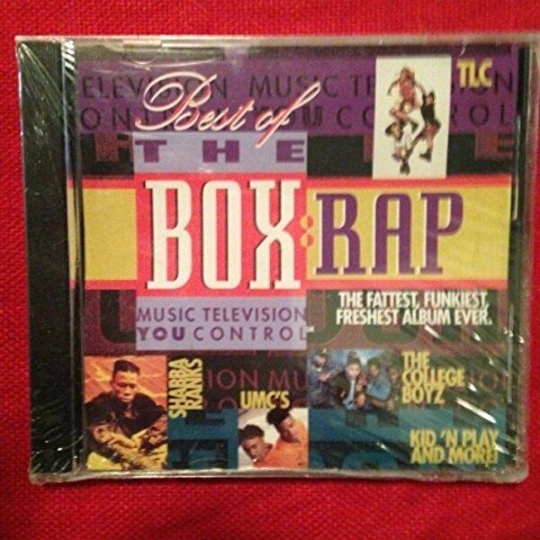 #<Artist:0x007efd2c09ddc0> - Best Of The Box:Rap