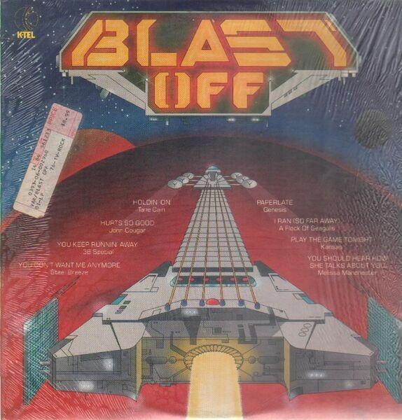 #<Artist:0x007f6712c29cc0> - Blast Off