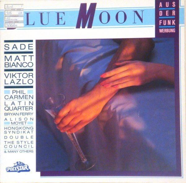 Sade, Stan Getz, Matt Bianco a.o. Blue Moon