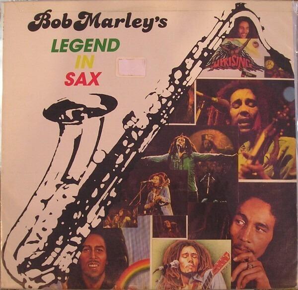 #<Artist:0x007f0b2b835170> - Bob Marley's Legend In Sax