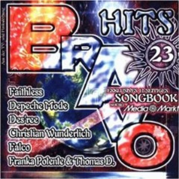 DEPECHE MODE, FAITHLESS, FALCO, ALL SAINTS, U.A - Bravo Hits 23 - CD x 2