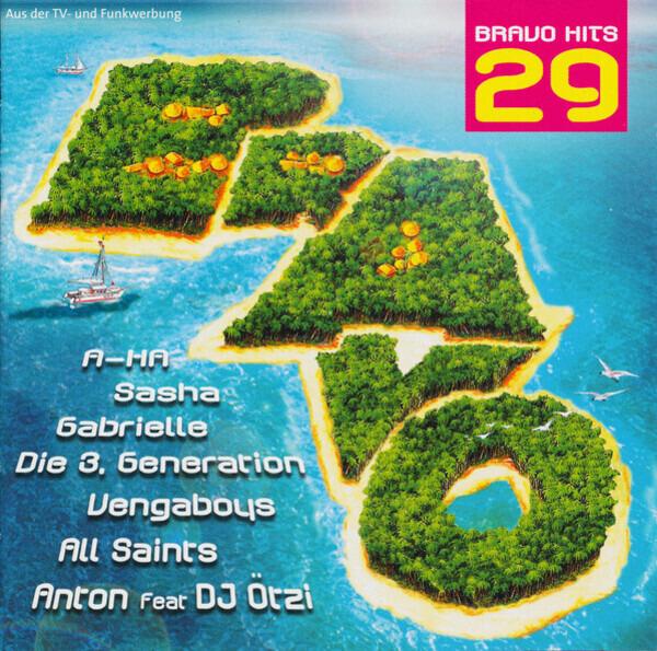 VARIOUS - Bravo Hits 29 - CD