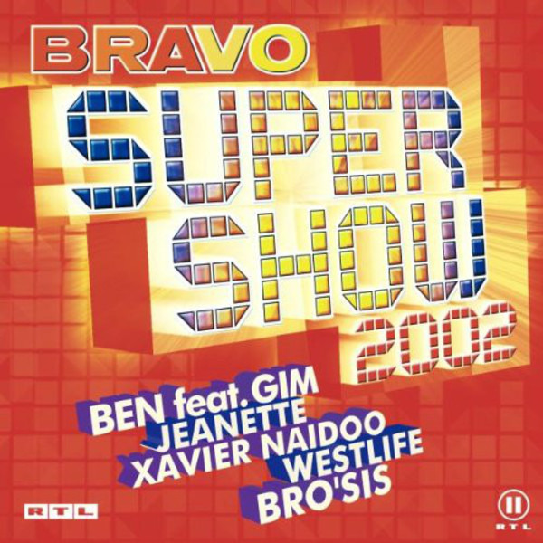 Shakira / Westlife / Jenette / etc Bravo Super Show 2002