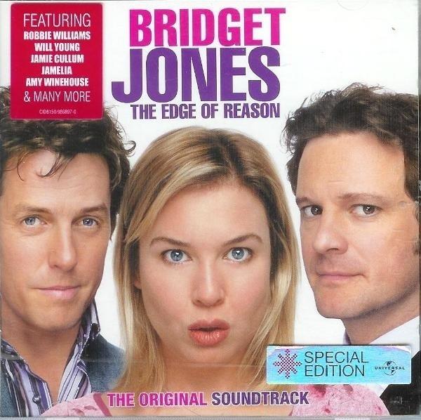 Will Young,Jamelia,Kylie Minogue,Joss Stone, u.a Bridget Jones - The Edge Of Reason - The Original Soundtrack (SPECIAL EDITION)