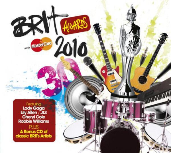 LADY GAGA / LILY ALLEN / JLS - Brit Awards 2010 (DIGIPACK) - CD x 3