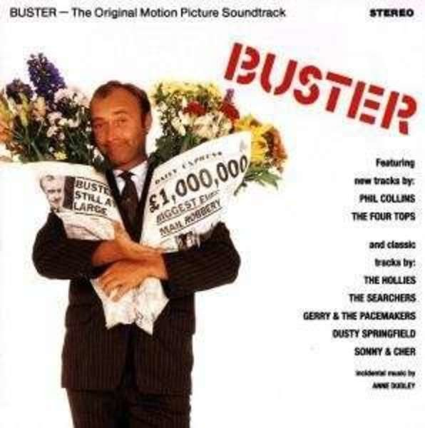 Phil Collins, The four tops, The Hollies, u.a Buster