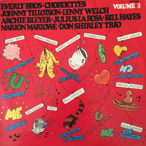 Cadence classics, vol. 3 by Everly Bros. / Bill Hayes / Marion ...
