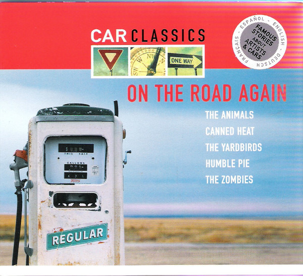 #<Artist:0x000000000777d9e8> - Car Classics - On The Road Again