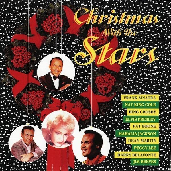 Frank Sinatra Christmas.Frank Sinatra Nat King Cole Bing Crosby U A Christmas With The Stars