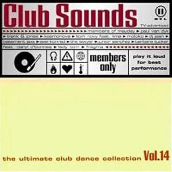 #<Artist:0x00007f811cf88af0> - Club Sounds Vol.14