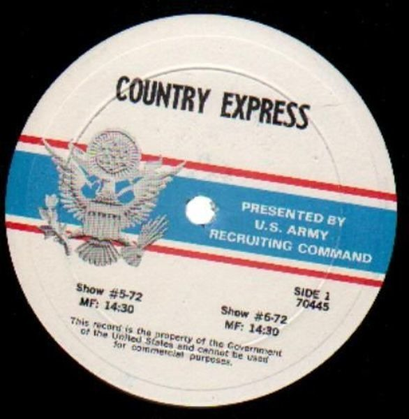 #<Artist:0x007fa7cb45c430> - Country Express