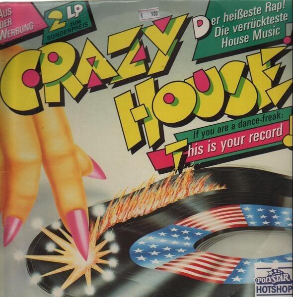 Kurtis Blow, Joe Bataan, Big Tony, a.o. Crazy House