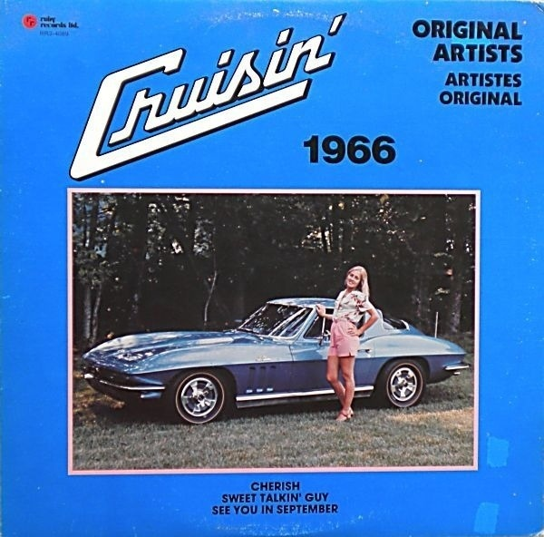 The Capitols, The Chiffons, The Happenings, The Tr Cruisin' 1966