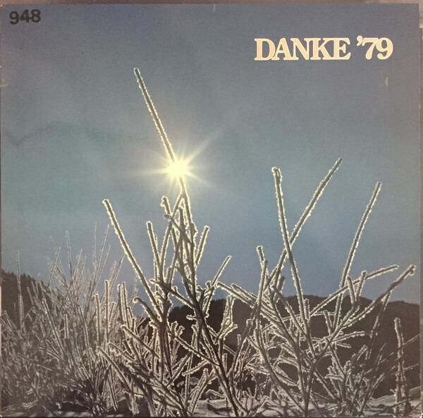 RICKY KING / MORGENROT / SUPERTRAMP A.O. - Danke '79 - LP