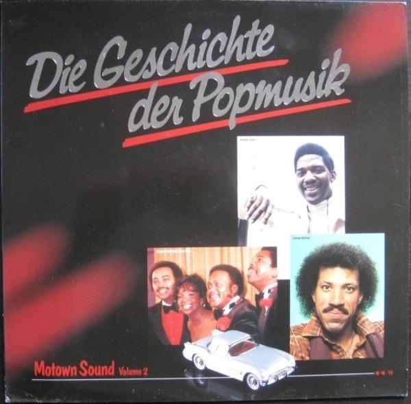 #<Artist:0x007f7d303a8a18> - Die Geschichte Der Popmusik - Motown Sound Volume 2
