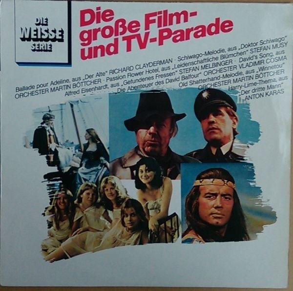 #<Artist:0x00007ff7fc308670> - Die Große Film- Und TV-Parade