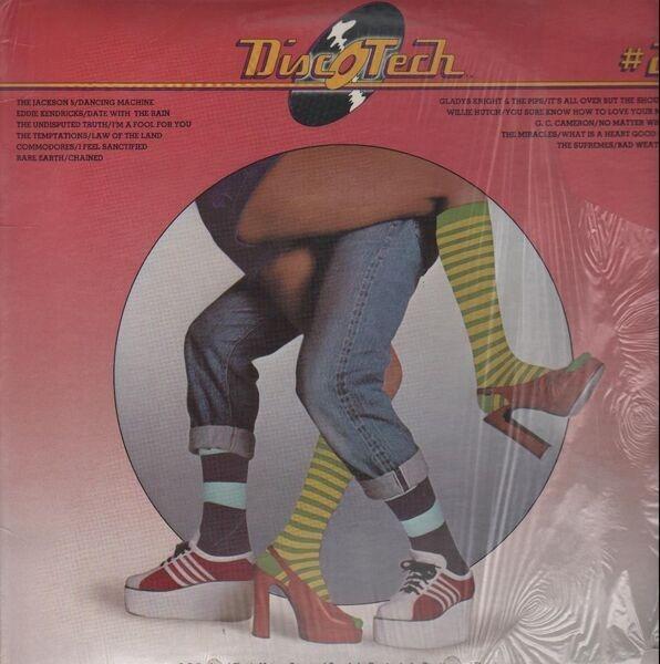Gladys Knight, Willie Hutch, G C  Cameron a o  Disc-O-Tech # 2