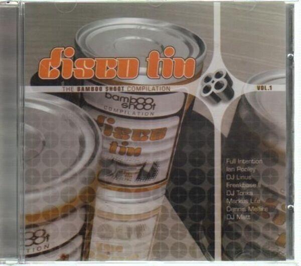 Various - Disco Tin - The Bamboo Shoot Compilation Vol.1