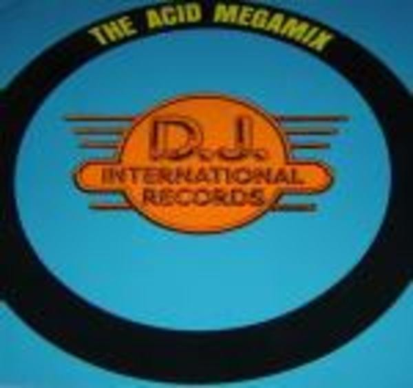 FAST EDDIE SMITH / JOE SMOOTH / MASTER AT WORK A.O - DJ International Acid House Megajackmix - 12 inch x 1