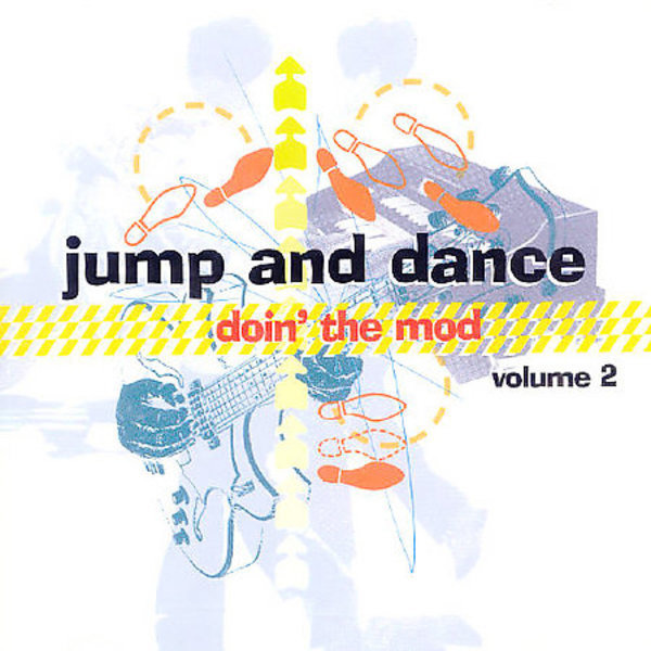 THE CARNABY,THE TIMEBOX,PINKERTON'S, U.A - Doin' The Mod Volume Two - Jump And Dance - CD