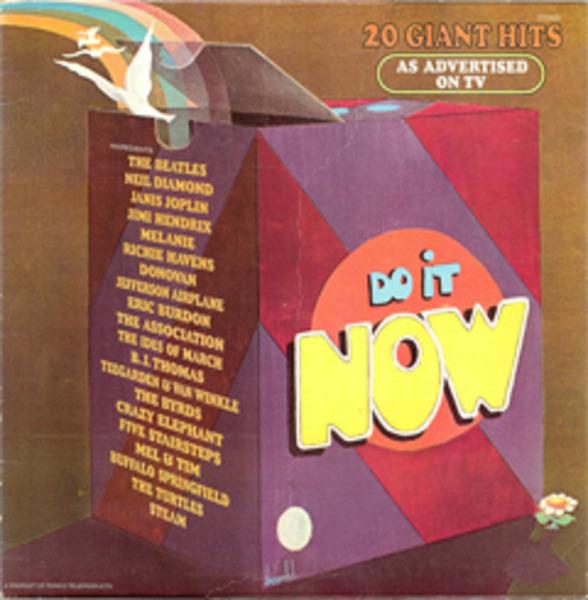 Janis Joplin, Jimi Hendrix, Neil Diamond a.o. 20 Giant Hits
