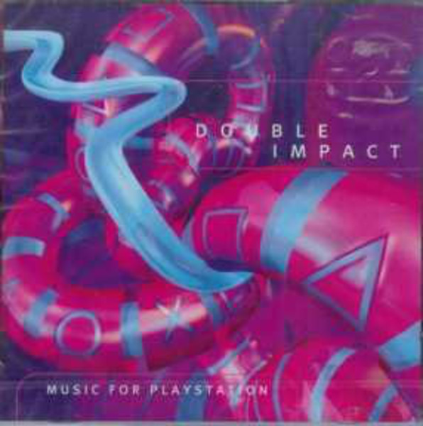 KORN / FATBOY SLIM / CYPRESS HILL A.O. - Double Impact - Music For Playstation - CD x 2