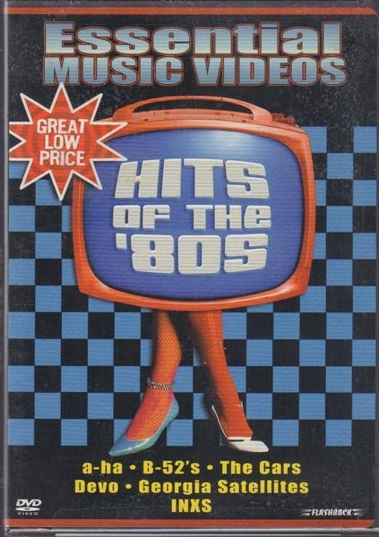 #<Artist:0x00000000074f7598> - Essential Music Videos: Hits of the '80s
