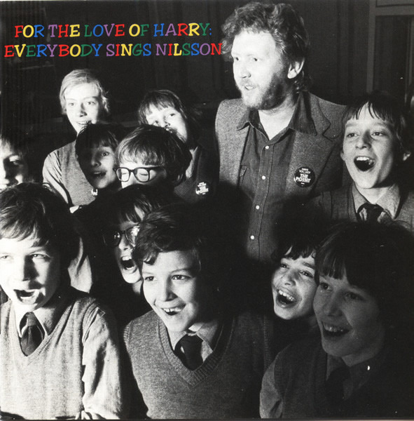#<Artist:0x00007fceac09ce50> - For The Love Of Harry - Everybody Sings Nilsson